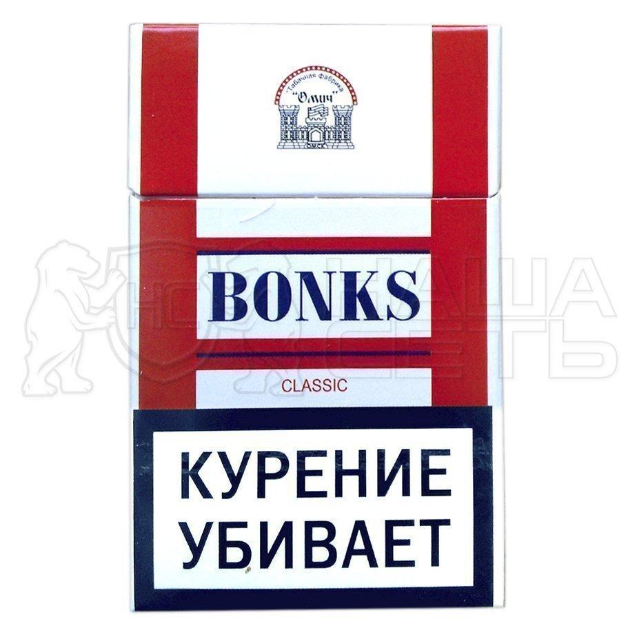 сигареты bonks купить