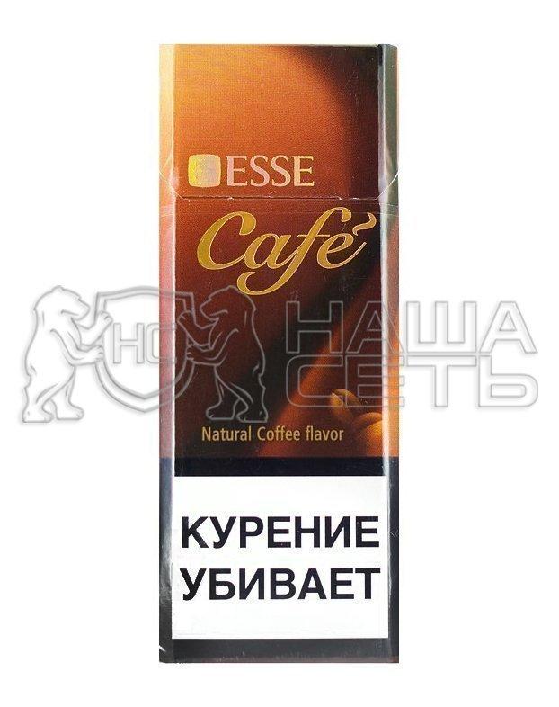 Эссе кофе сигареты купить самая не крепкая одноразовая электронная сигарета