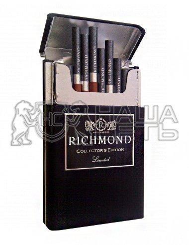 Сигареты richmond collector s edition купить в москве купить американский сигареты в краснодаре