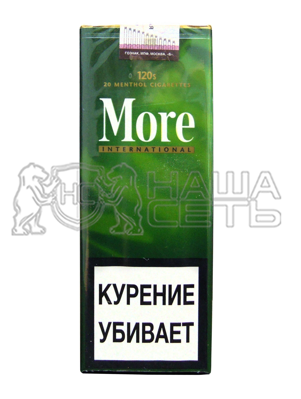 Сигареты more с ментолом купить в москве купить испаритель для электронной сигареты арманго