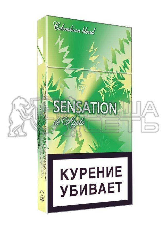 сигареты сенсация купить