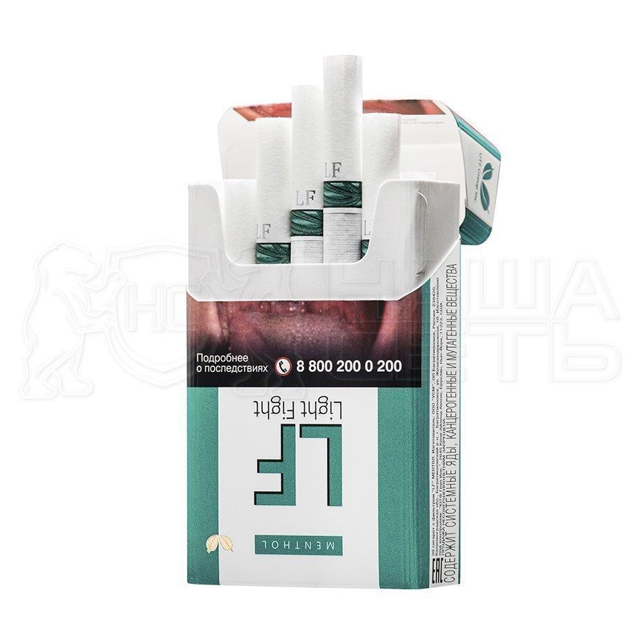 купить сигареты lf ментол