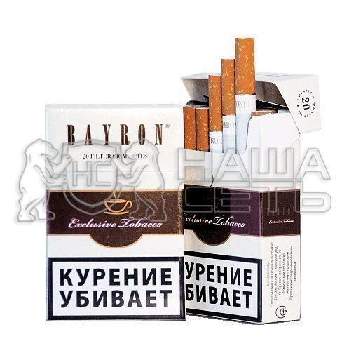Купить сигареты байрон в москве сигареты оптом в балашихе дешево
