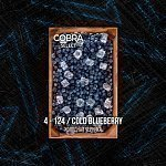 Cobra Virgin 3-124 Холодная черника (Cold Blueberry) 50g — минифото
