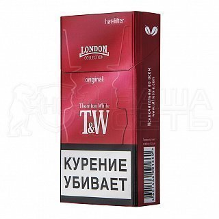 T&W Original QS (Compact) Red т/у — фото