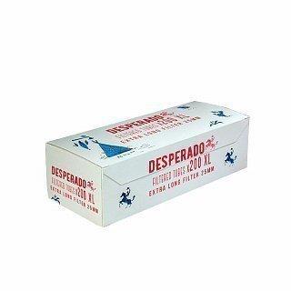 Гильзы сигаретные Desperados extra long 200