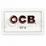 Бумага OCB Double White №4 100*25