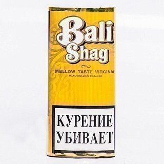 Bali Shag Mellow Taste Virginia 40g — фото