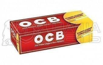 Гильзы сигаретные OCB 200 Long Filter