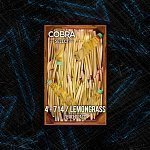 Cobra Virgin 3-714 Лемонграсс (Lemongrass) 50g — минифото
