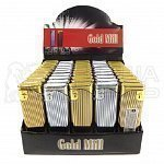 Gold Mill GM-02 gold & silver