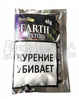 Stanislaw 4Element Earth Mixture 40g труб. табак — фото