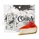 Cobra Virgin 340 Strawberry Cheesecake 50g