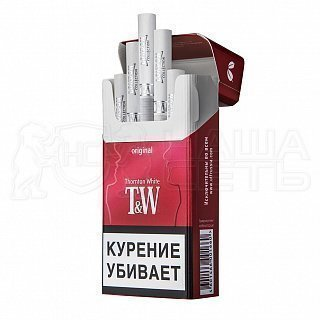T&W Original QS (Compact) Red т/у — фото 5