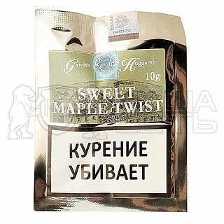 Gawith Hoggarth Sweet Maple Twist 10g труб. табак — фото