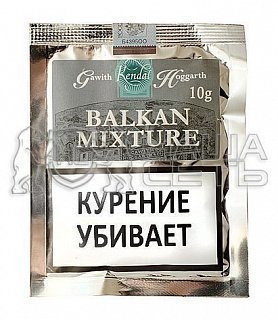 Gawith Hoggarth Balkan Mixture 10g труб. табак — фото