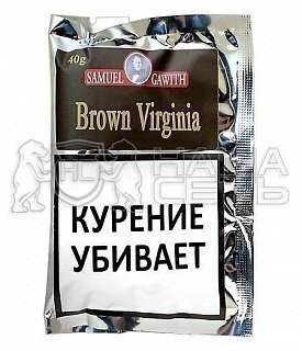 Samuel Gawith Brown Virginia 40g труб. табак — фото