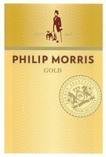 Philip Morris Gold — фото
