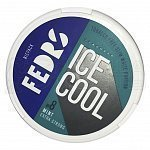 Fedrs ice cool extra strong Spearmint 8