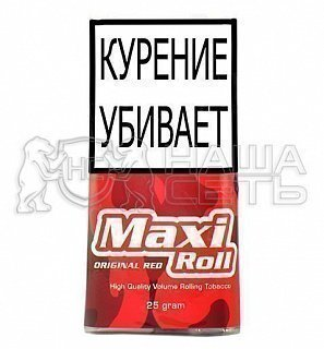 MB Maxi Roll Original Red 25g  — фото